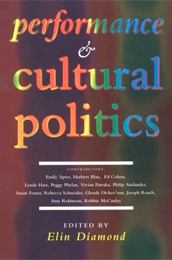 Performance & Cultural Politics