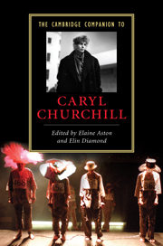 The Cambridge Companion of Caryl Churchill