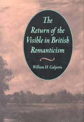 The  Return of the Visible in British Romanticism