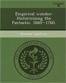 Empirical Wonder