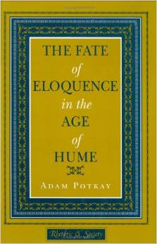 The Fate of Eloquence in the Age of Hume