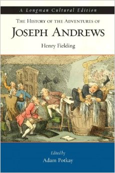 history of the adventures of joseph andrews