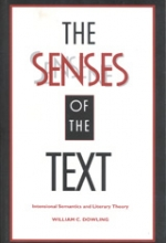 The Senses of the Text: Intensional Semantics and Literary Theory