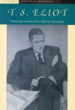 Longman Reader on T. S. Eliot