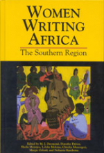 Women Writing Africa: The Southern Region
