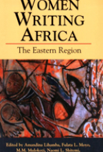Women Writing Africa: The Eastern Region