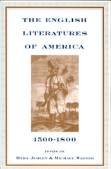 The English Literatures of America: 1500-1800