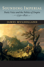 sounding imperial- poetic voice and the politics of empire
