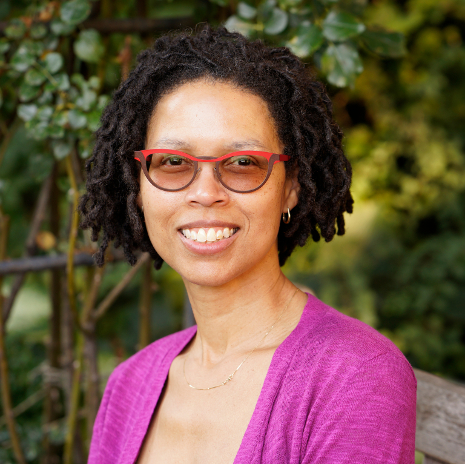 Evie Shockley photo by Nancy Crampton